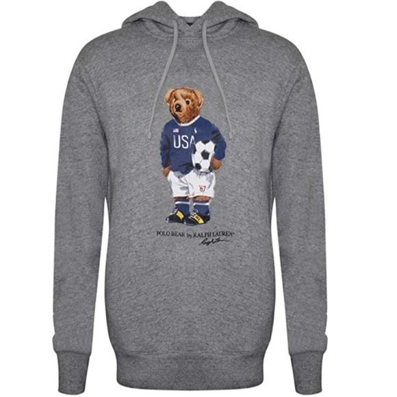 96cab106c Polo by Ralph Lauren Shirts | Final Priceralph Lauren Polo Bear Usa ...